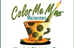 $200 for Color Me Mine Clay and Painting Camp for Ages 6-13 - Manassas ($50 Off)