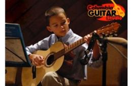 $56 for 4 Private Guitar Lessons at Columbia Guitar Studio - Kids 6+ or Adults! ($120 Value - 54% Off)