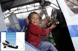 $6 for Family Four Pack of Tickets to the College Park Aviation Museum ($16 Value - 63% Off)