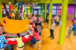 $12.99 for CRAYOLA EXPERIENCE Admission - Easton, PA (28% Off)