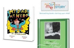 $15 for Personalized Father's Day Photo Book for Dad or Grandpa (58% Off)
