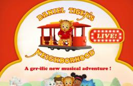 30% Off Daniel Tiger's Neighborhood LIVE! - Saturday, Jan. 14th at The Lyric in Baltimore