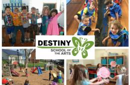 $140+ for Destiny School of the Arts Camp for Ages 2-10 - Leesburg (20% Off)