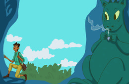The Reluctant Dragon at The Keegan Theatre