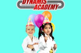 $99 for Martial Arts Birthday Party at Dynamis Academy for up to 25 Kids Ages 5-12 in Alexandria - Includes 1 Week of FREE Taekwondo Classes and Uniform For ALL Guests (75% Off!)