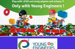 $552 for TWO-Week e² Young Engineers® STEM Camp for Ages 6-12 - Rockville (20% Off)