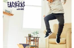 $5 Off Your First 3 Months of EasyKicks - New Nike or Converse Delivered on Demand to Your Door!