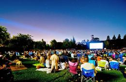 Eat|See|Hear Admission for Two People to Outdoor Movie Screening