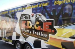 $199 for Mobile Video Game Party - The EDGE Party Trailer ($76 Off!)