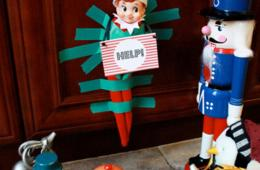 $8 for ALL NEW Elf Tricks - Printable Kit from Print Your Party ($15 Value - 47% Off)