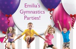 $139 for Gymnastics Birthday Party for up to 10 Kids at Emilia's Acrobatic and Gymnastic Club - Laurel ($180 Value)