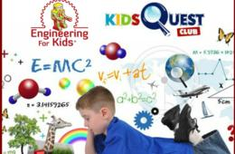 $165+ for Kids Quest Club / Engineering for Kids Camp for Ages 5-13 - Ashburn (Up to $55 Off)