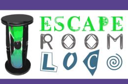 60 Min. Escape Room Loco Game for Four People