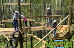 $39 for Zip Line & Ropes Course Tour at Evergreen Adventure Park in Leesburg ($10 Off)