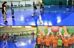 $195 for Fairfax Athletic Center Camp for Ages 5-12 in Annandale ($260 Value - 25% Off)