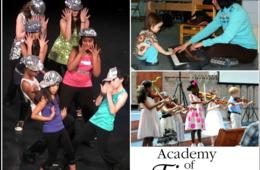 $135+ for Music, Acting or Dance Classes at Academy of Fine Arts - Ages 3+ - Gaithersburg (30% Off)