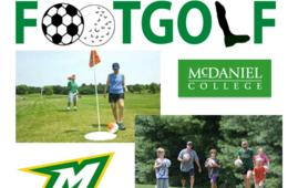 18 Holes of FootGolf for Four People at McDaniel College Golf Course