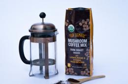 Our CEO Tried Mushroom Coffee - Special Offer When You Try It, Too!