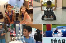$380 for FUN BOT LAB Robotics & Media Camp for Rising 2nd-8th Graders - McLean, Arlington & Annandale (Up to $190 Off)
