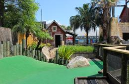 Mini Golf at Gator Golf on International Drive