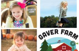 NEW WEEKEND ADDED! $11 for TWO Weekend Admissions to Gaver Farm in Mt. Airy, MD ($20.50 Value - 47% Off)