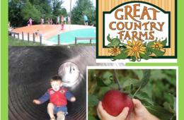 $7 for September Weekday Great Country Farms Admission & APPLE PICKING (Up to 42% Off!)