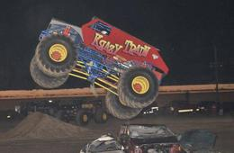 Monsters of the Fair: Monster Truck Show at Pittsburgh's Pennsylvania Motor Speedway