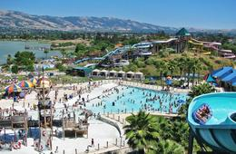 Raging Waters San Jose General-Admission Ticket
