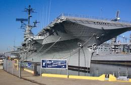 Admission to the USS Hornet Sea, Air & Space Museum