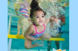 Buy 2 Months and Get 4 Casual Lessons FREE - Goldfish Swim School in Owings Mills - Includes Annual Registration Fee - $25 Deposit Paid Now