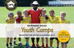 $160+ for Go Premier Soccer Spring Break or Summer Camp with Quince Orchard Boys Varsity Coach and Players for Ages 8-18 at Quince Orchard High School in Gaithersburg (20% Off)