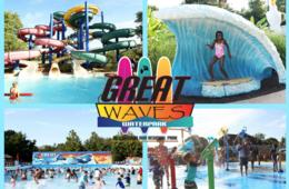 $6 for GREAT WAVES WATERPARK Weekday Afternoon Admission - Alexandria, VA (28% Off)
