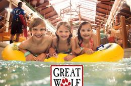 LIMITED TIME! Up to 30% Off Great Wolf Lodge Waterpark Resort