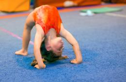 $109 or $184 for MarVaTots n' Teens Gymnastics Spring Break Camp for Ages 3-18 in Rockville (Up to 23% Off)