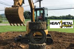 $39 to Operate and Play With Heavy Equipment at Heavy Metal Playground - Boonsboro, MD (22% Off)