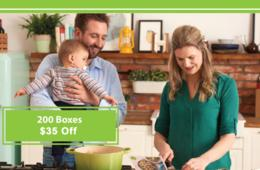 Goodbye Dinnertime Hassle, HelloFresh! $35 Off Your First HelloFresh Box With Code ​CK35