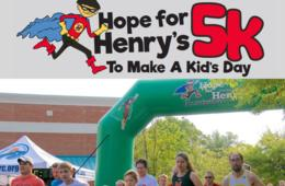 $25 for Mother's Day Hope for Henry 5K Run at Walt Whitman High School - Bethesda ($10 Off)