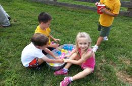 $250 for Heritage Farm Museum Summer Camp Ages 4 to 10 + Family Membership for One Year - Sterling ($100 Off)