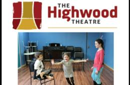 $250 for The Highwood Theatre's Art Squared Camp for Ages 5-12 - Silver Spring, MD ($75 Off)