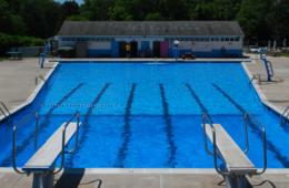 Four FAMILY Pool Passes to Hillcrest Swim Club