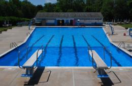$75 for Five FAMILY Pool Passes to Hillcrest Swim Club - Parkville, MD ($125 Value - 40% Off)