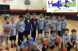 $144 for Hoops N Sand All Sports Camp for Ages 5-14 in Cumming and Alpharetta - Includes Before & After Care! (20% Off)