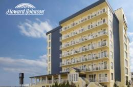 $50+ for SPRING BREAK Getaway at Howard Johnson Oceanfront Plaza Hotel on the Boardwalk in Ocean City, MD (Up to 25% Off)