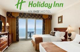 Holiday Inn One Weeknight Getaway (Valid Sunday-Thursdays) in an Oceanfront Suite for Up to 6 People
