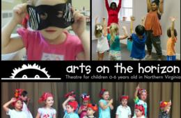 $135 for Arts on the Horizon Camps for Ages 3-6 - Alexandria (21% Off)