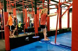 Open-Gym Pass for One or Two Kids or Adults to Humble Ninja Fitness