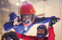 Two Flights for One Person at iFLY Atlanta