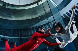 30% Off TWO iFLY Indoor Skydiving Weekday Flights