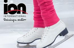 GRAND OPENING! ION International Training Center Ice Skating Admission + Skate Rental