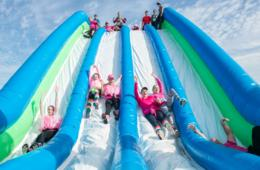 $49 for Entry to The Insane Inflatable 5K Race - Sat, Oct. 28th at Prince William County Fair - Manassas (44% Off)
